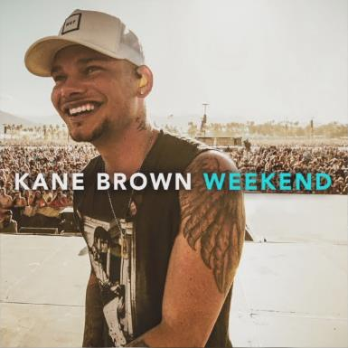 Kane Brown Weekend cover art