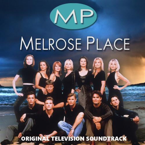 Tim Truman Melrose Place Theme cover art