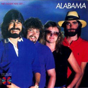 Alabama The Closer You Get cover art