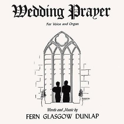 John Waller Wedding Prayer cover art