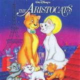Al Rinker Ev'rybody Wants To Be A Cat (from Walt Disney's The Aristocats) arte de la cubierta