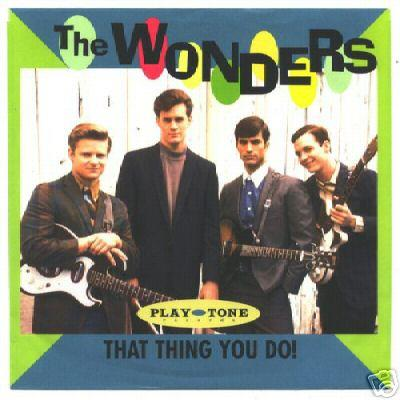 The Wonders That Thing You Do! cover art