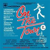 Leonard Bernstein I Can Cook Too (from On the Town) cover art