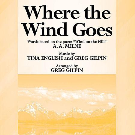 Tina English Where The Wind Goes cover art