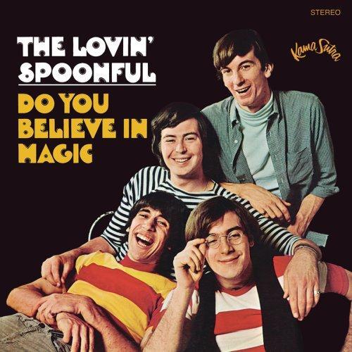 Lovin' Spoonful Do You Believe In Magic cover art
