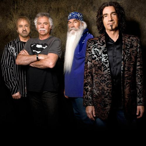Oak Ridge Boys I'm Working On A Building cover art