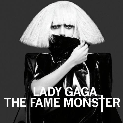 Lady GaGa featuring Colby O'Donis Just Dance cover art
