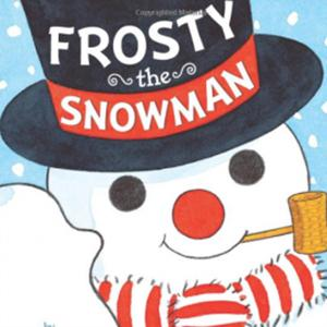 Gene Autry Frosty The Snow Man cover art