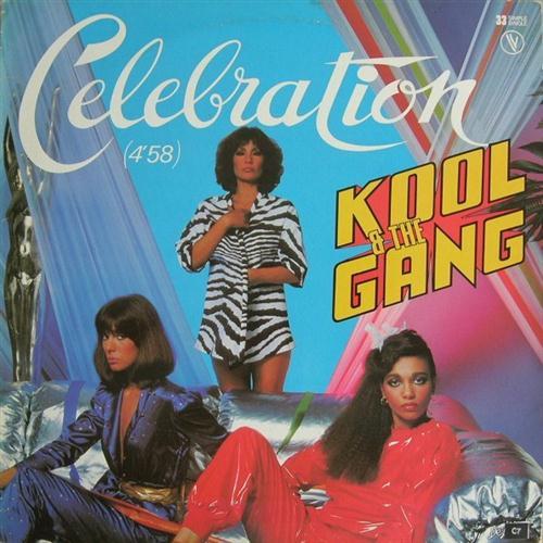 Kool & The Gang Celebration cover art