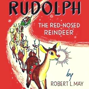 Robert L. May Rudolph The Red-Nosed Reindeer cover art