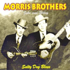 Zeke Morris Salty Dog Blues cover art