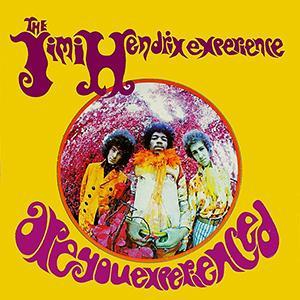 Jimi Hendrix Hey Joe cover art