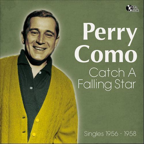 Perry Como Catch A Falling Star cover art