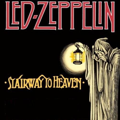 Led Zeppelin Stairway To Heaven cover art