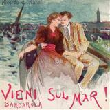 Italian Folk Song - Vieni Sul Mar
