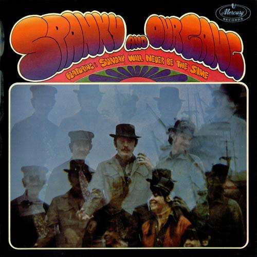Spanky & Our Gang Sunday Will Never Be The Same cover art