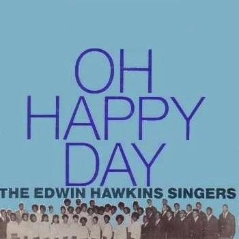 Edwin R. Hawkins Oh Happy Day cover art