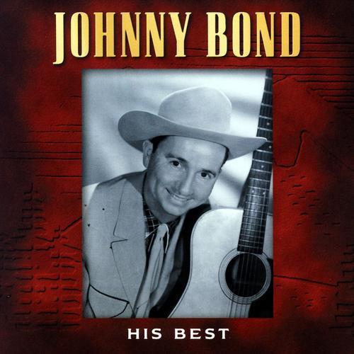 Johnny Bond I Wonder Where You Are Tonight cover art