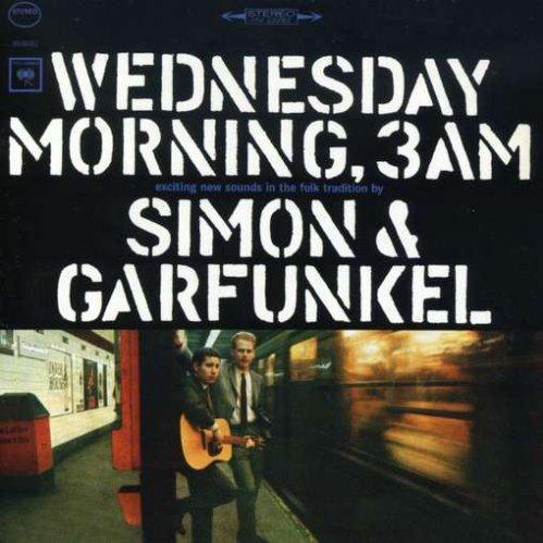 Simon & Garfunkel The Sound Of Silence cover art