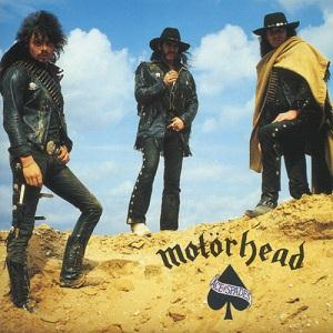 Motorhead Ace Of Spades cover art