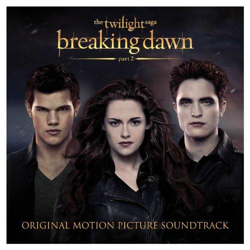 Carter Burwell Renesmee's Lullaby/Something Terrible cover art