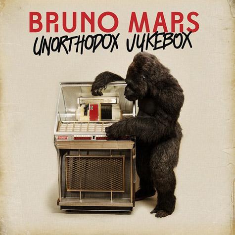 Bruno Mars When I Was Your Man l'art de couverture