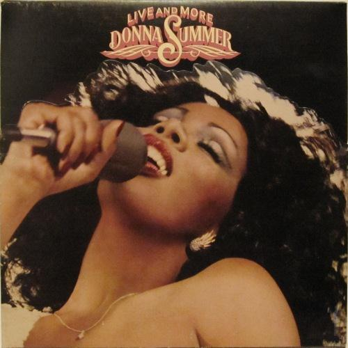 Donna Summer w/Brooklyn Dreams Heaven Knows cover art