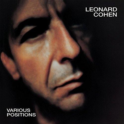 Leonard Cohen Hallelujah cover art