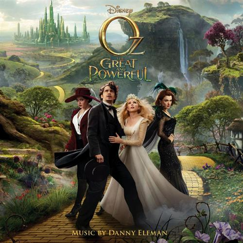 Danny Elfman Main Titles (from Oz the Great and Powerful) cover art