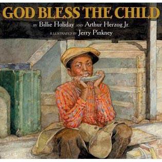 Arthur Herzog Jr. God Bless' The Child cover art