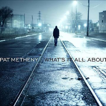Pat Metheny Cherish cover art