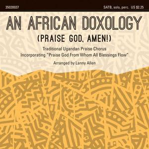 Lanny Allen An African Doxology cover art