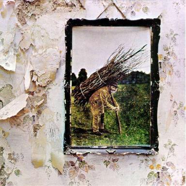 Led Zeppelin Going To California cover art