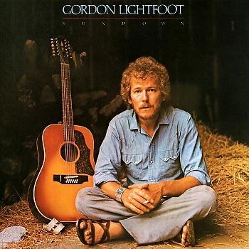 Gordon Lightfoot Sundown cover art