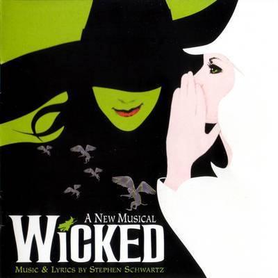 Stephen Schwartz Songs of the Wizard (from Wicked) (arr. Gary Eckert) cover art