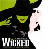 Partition chorale Songs of the Wizard (from Wicked) de Gary Eckert - SAB