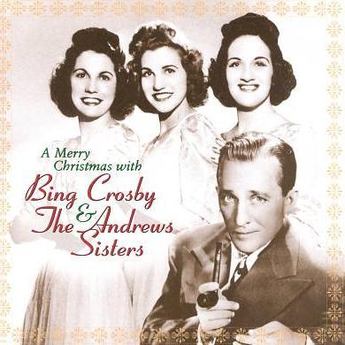 The Andrews Sisters Jing-A-Ling, Jing-A-Ling (arr. Mac Huff) cover art