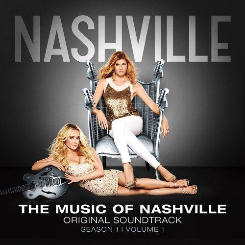 Connie Britton Buried Under (from the TV series 'Nashville') cover art