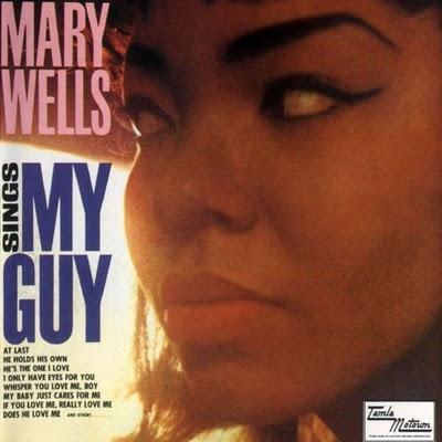 "William ""Smokey"" Robinson My Guy cover art"