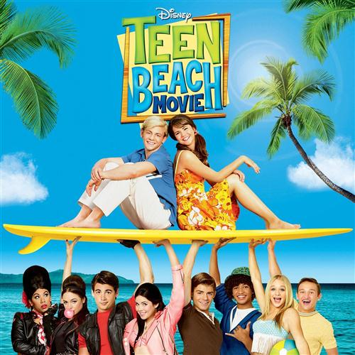 Grace Phipps Falling For Ya (from Teen Beach Movie) cover art