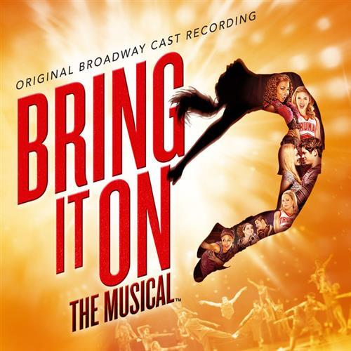 Lin-Manuel Miranda We're Not Done (from Bring It On: The Musical) cover art