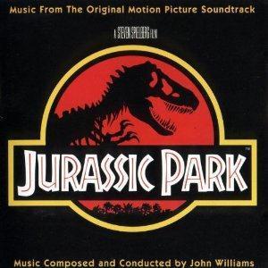 """John Williams Theme From """"Jurassic Park"""" cover art"""