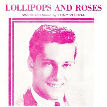 Tony Velona Lollipops And Roses cover art