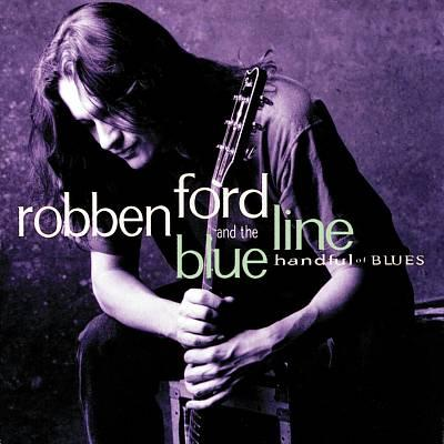 Robben Ford Tired Of Talkin' cover art