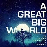 A Great Big World and Christina Aguilera Say Something l'art de couverture