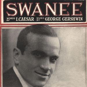 Irving Caesar Swanee cover art