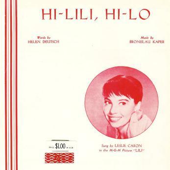 Helen Deutsch Hi-Lili, Hi-Lo cover art