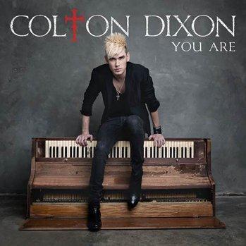 Colton Dixon You Are cover art