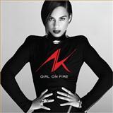 Alicia Keys Girl On Fire (Inferno Version) cover art