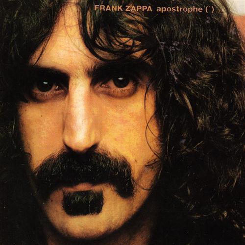 Frank Zappa Apostrophe' cover art